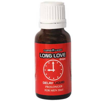 LONG LOVE DROPS