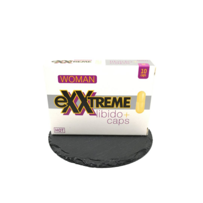 EXXTREME LIBIDO CAPS - 10 DB