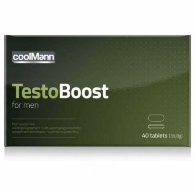 COOLMANN TESTOBOOST - 40 DB