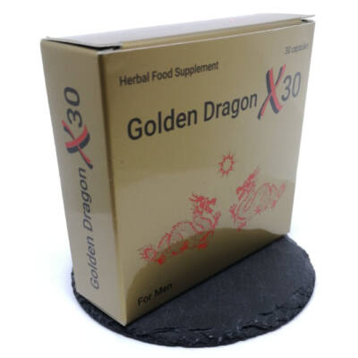 GOLDEN DRAGON - 30 DB