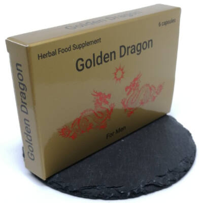 GOLDEN DRAGON - 6 DB