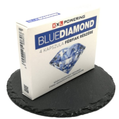 blue diamond kapszula