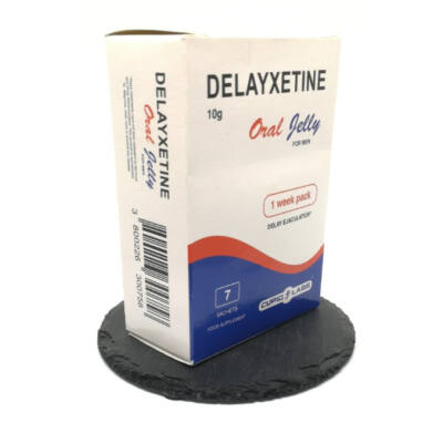 delayxetine oral jelly