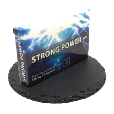 STRONG POWER MAX - 4 DB
