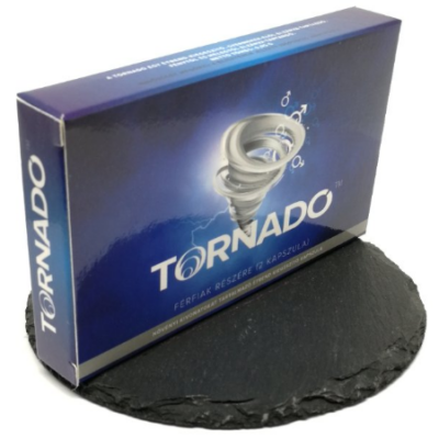 tornado potencianövelő