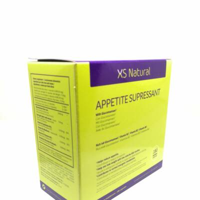 XS NATURAL APPETITE SUPRESSANT