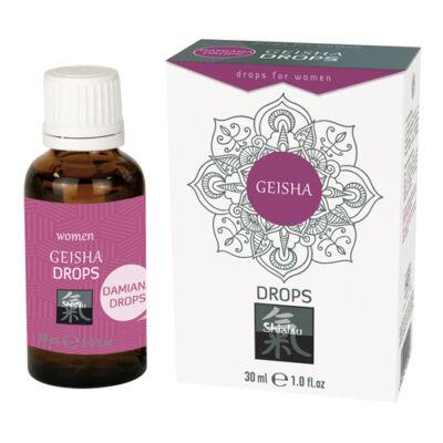 GEISHA DROPS FOR WOMEN - 30 ML