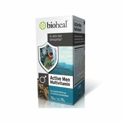 BIOHEAL ACTIVE MEN MULTIVITAMIN - 70 DB