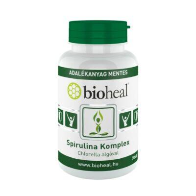 BIOHEAL SPIRULINA KOMPLEX CHLORELLA ALGÁVAL - 250 DB
