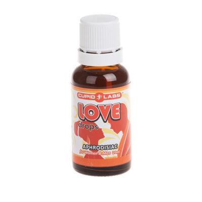 LOVE DROPS APHRODISIAC - 20 ML