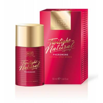 HOT TWILIGHT PHEROMONE NATURAL WOMEN - 50ML
