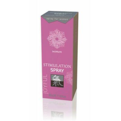 SHIATSU STIMULATION SPRAY FOR WOMEN - 30 ML