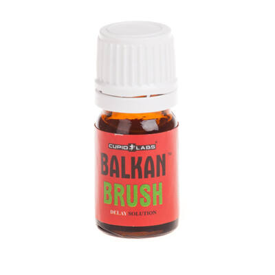 BALKAN BRUSH DELAY EJACULATION