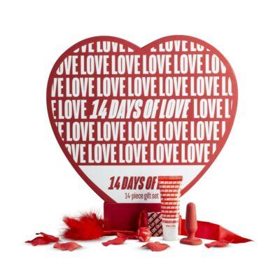 LOVEBOXXX - 14-DAYS OF LOVE GIFT SET