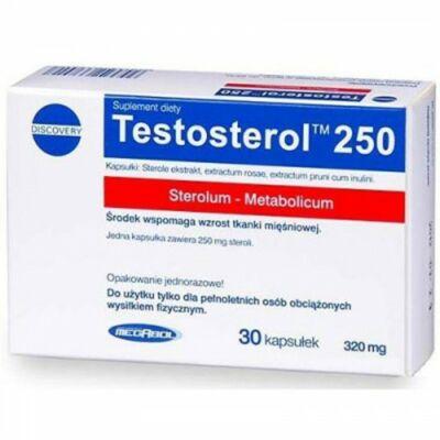 MEGABOL TESTOSTEROL 250 - 30 DB