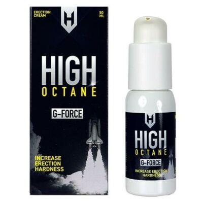 HIGH OCTANE G-FORCE ERECTION STIMULATING CREAM - 50 ML
