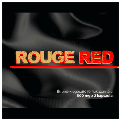 ROUGE RED - 2 DB