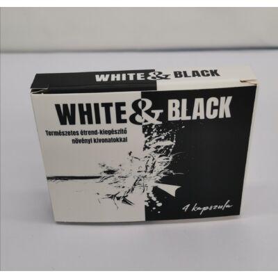 WHITE&BLACK - 4 DB