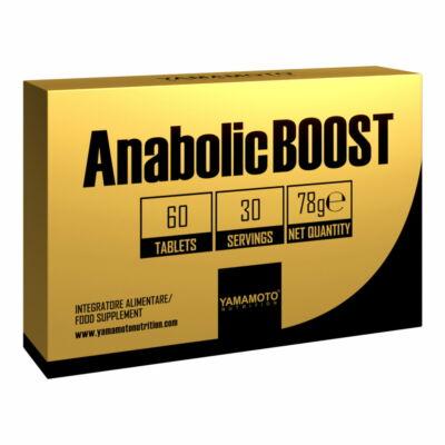 YAMAMOTO - ANABOLIC BOOST - 60 DB