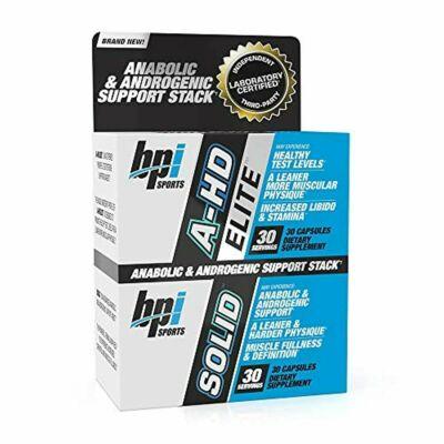 BPI A-HD ELITE + SOLID - 30+30 DB