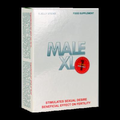 MALE XL ORAL JELLY - 5 DB