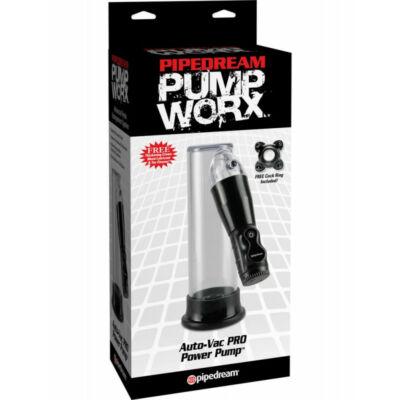 PUMP WORX AUTO-VAC PRO POWER PUMP