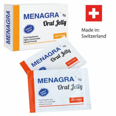 MENAGRA ORAL JELLY - 2 DB