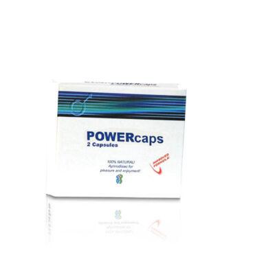 POWER CAPS - 2 DB