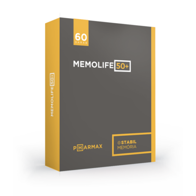 PHARMAX MEMOLIFE 50+ KAPSZULA  - 60 DB
