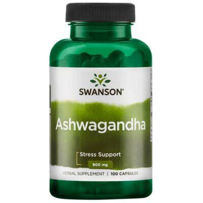 SWANSON ASHWAGANDHA 450MG - 100 DB