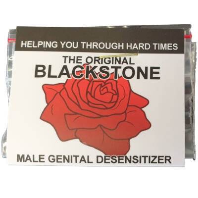 BLACK STONE - 1 DB