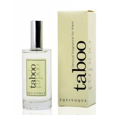 TABOO EQUIVOQUEFOR THEM - 50 ML