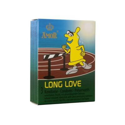 AMOR LONG LOVE - 3 DB