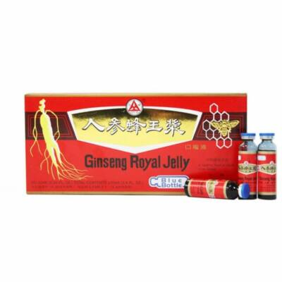 BIG STAR GINSENG ROYAL JELLY AMPULLA - 10 AMPULLA