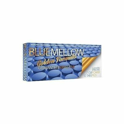 BLUE MELLOW ERECTION - 10 DB