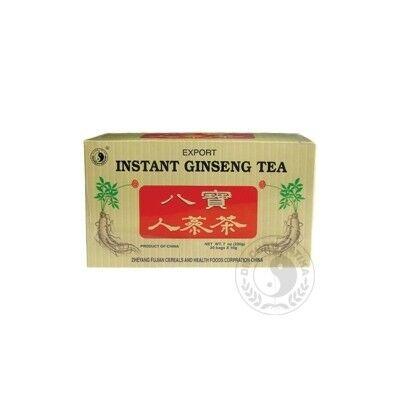 DR.CHEN INSTANT GINSENG TEA - 20 TASAK