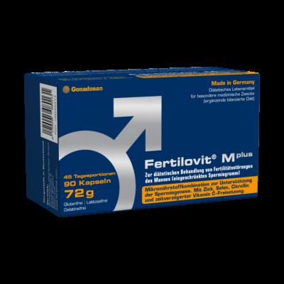 FERTILOVIT M PLUS - 90 DB