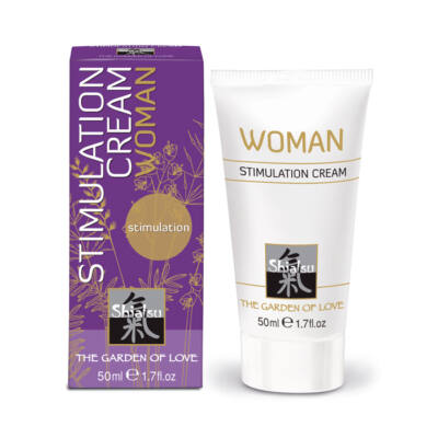 GEISHAS DREAM STIMULATION CREAM - 50 ML