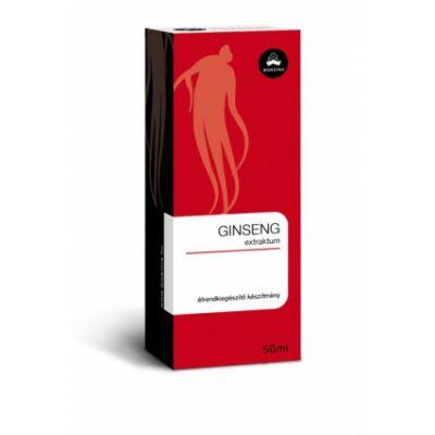 GINSENG EXTRACTUM - 50 ML