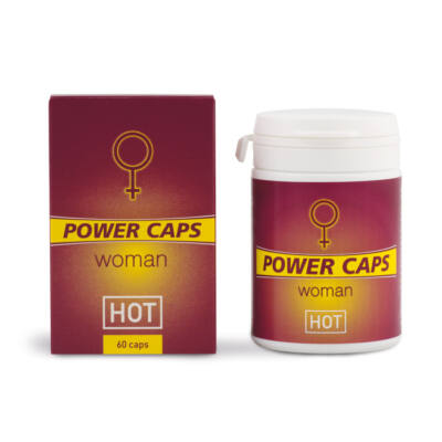HOT WOMAN POWER CAPS - 60 DB