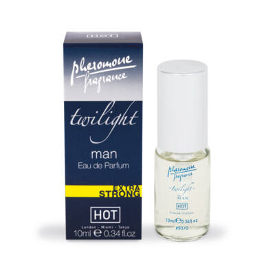 "HOT MAN ""TWILIGHT"" EXTRA STRONG PHEROMONPARFUM - 10 ML"
