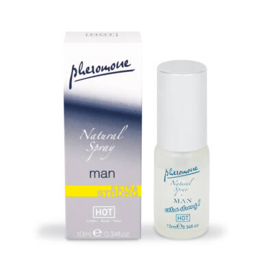 HOT MAN TWILIGHT NATURAL SPRAY EXTRA STRONG - 10 ML