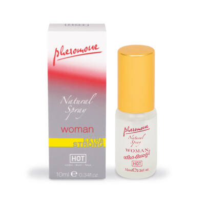 HOT WOMAN TWILIGHT NATURAL SPRAY EXTRA STRONG - 10 ML