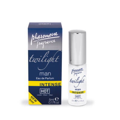 "HOT MAN PHEROMON PARFUM ""TWILIGHT INTENSE"" - 5 ML"