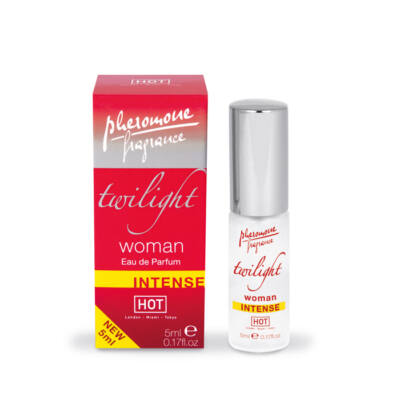 HOT  WOMAN PHEROMON PARFUM TWILIGHT INTENSE - 5 ML