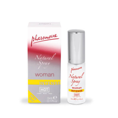 HOT WOMAN PHEROMON NATURAL SPRAY TWILIGHT INTENSE - 5 ML