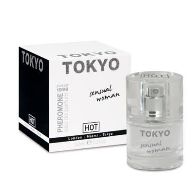 HOT PHEROMON PARFUM TOKYO SENSUAL WOMAN - 30 ML
