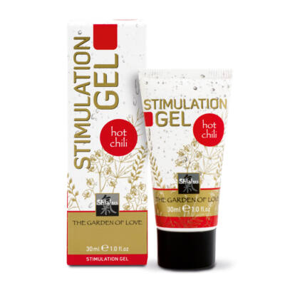 INTIMATE MOMENTS - STIMULATION GEL, HOT CHILI - 30 ML