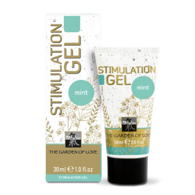 INTIMATE MOMENTS - STIMULATION GEL, MINT - 50 ML