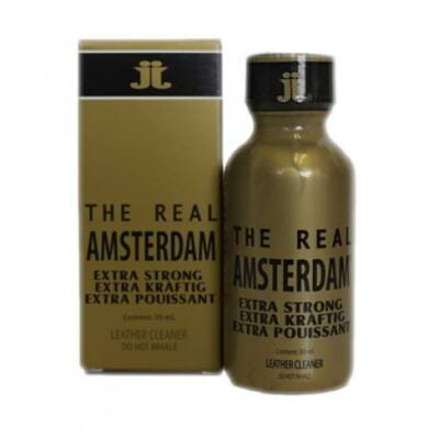 JJ THE REAL AMSTERDAM EXTRA STRONG